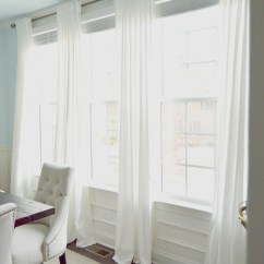 Curtains Ideas For Living Room 2016 Restoration Hardware Rooms The Favorite White Budget-friendly
