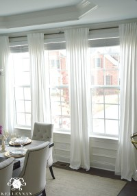 The Favorite White Budget-Friendly Curtains