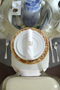Chargers Table Setting & Charger Table Setting Wikiwand