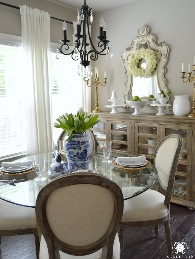 A Casual Everyday Table Setting And A Reinstated Tradition