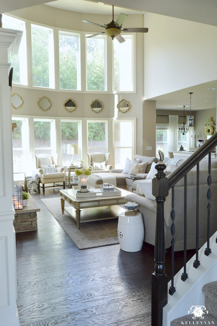 The Main Differences Between A Living Room And A Family Room