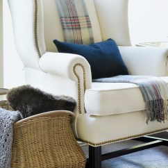 Living Room Chair With Ottoman Rocking Chairs Nursery 30 Tips For Fabulous Fall Decor - Kelley Nan