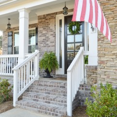 Hanging Chair Costco Design To Buy Spring In Full Swing: A Southern Rocking Front Porch - Kelley Nan