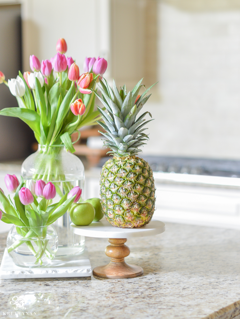 The Prettiest Kitchen Accessories And Counter Top Decor Kelley Nan