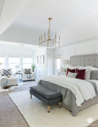 One Room Challenge Master Bedroom Makeover Reveal