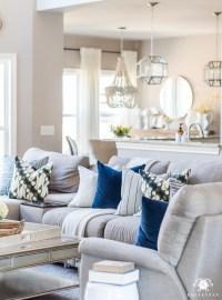 Spring Living Room Decor 2018