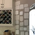 Transitional Kitchen Update Making Cream Cabinets More Modern