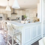 Update And Make A Traditional Cream Kitchen More Modern On A Budget