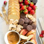 Easy Fondue Dessert Board Plus Other Killer Party Platter Ideas