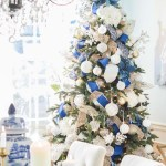 16 Christmas Tree Themes And Christmas Decoration Color Ideas