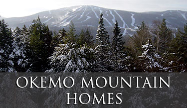 Vermont Mountain Homes for Sale – Okemo Real Estate