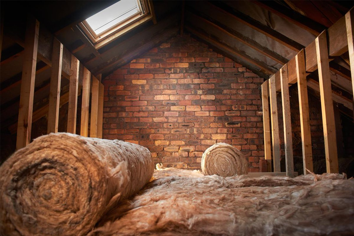 types of home insulation