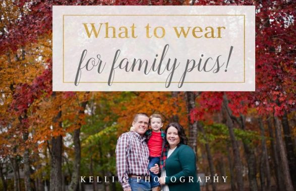Feel Confident that your family will look Amazing in your Family Portraits this year!!