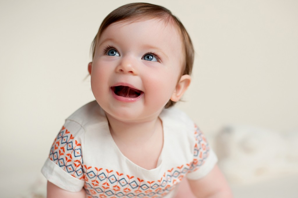What Age Do Babies Start Giggling