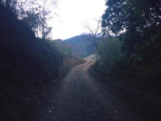 The road to Quillabamba