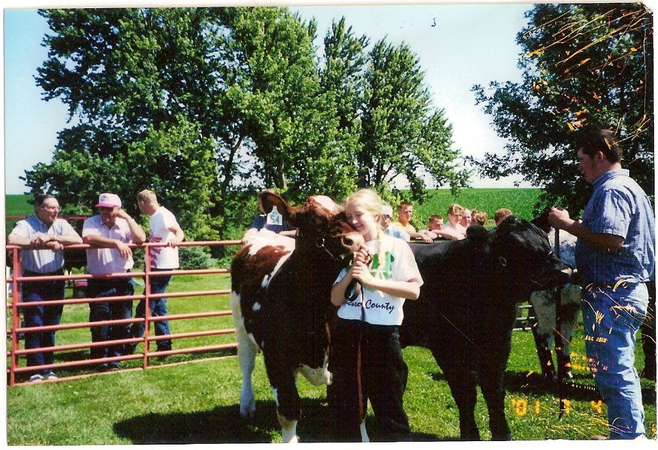 I have always been a cow lover!