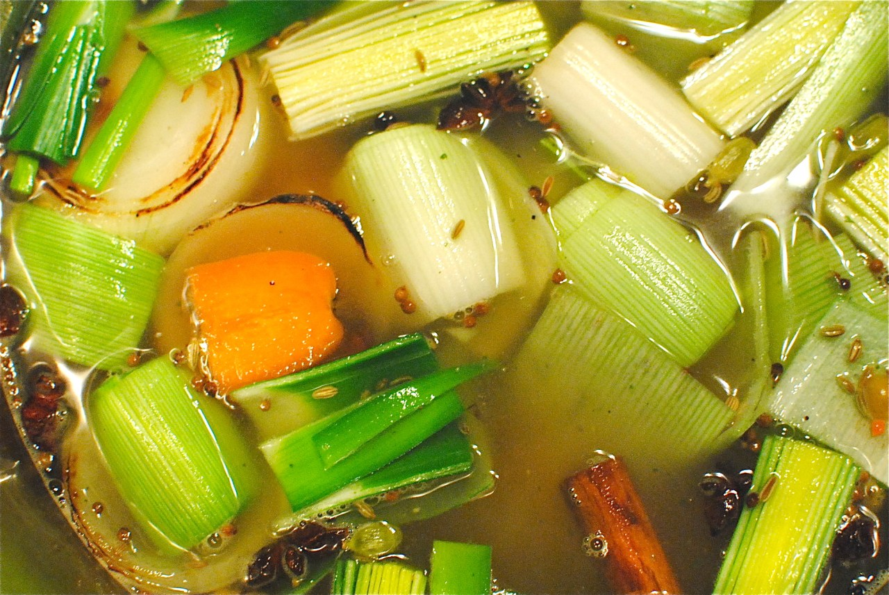 asian broth