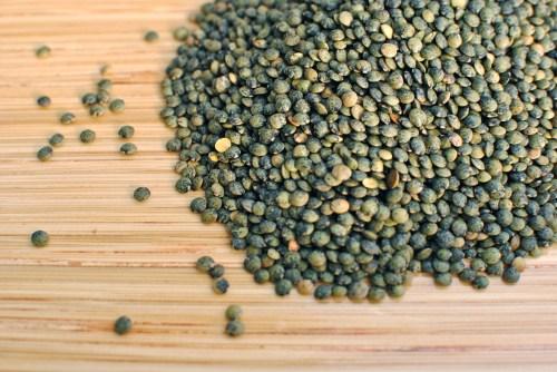 puy lentils