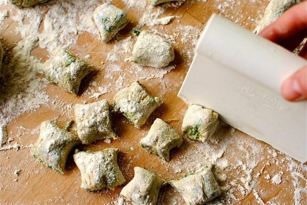gnocchi pieces
