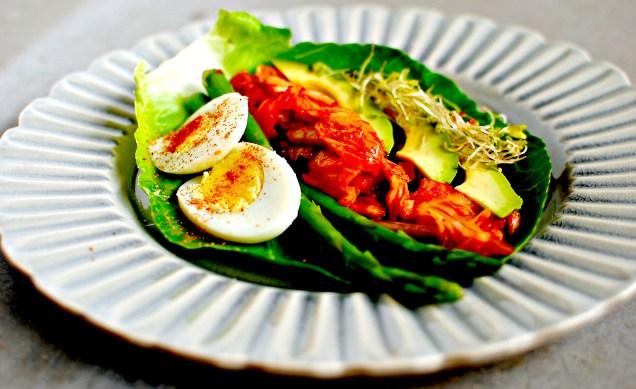 kimchi wraps