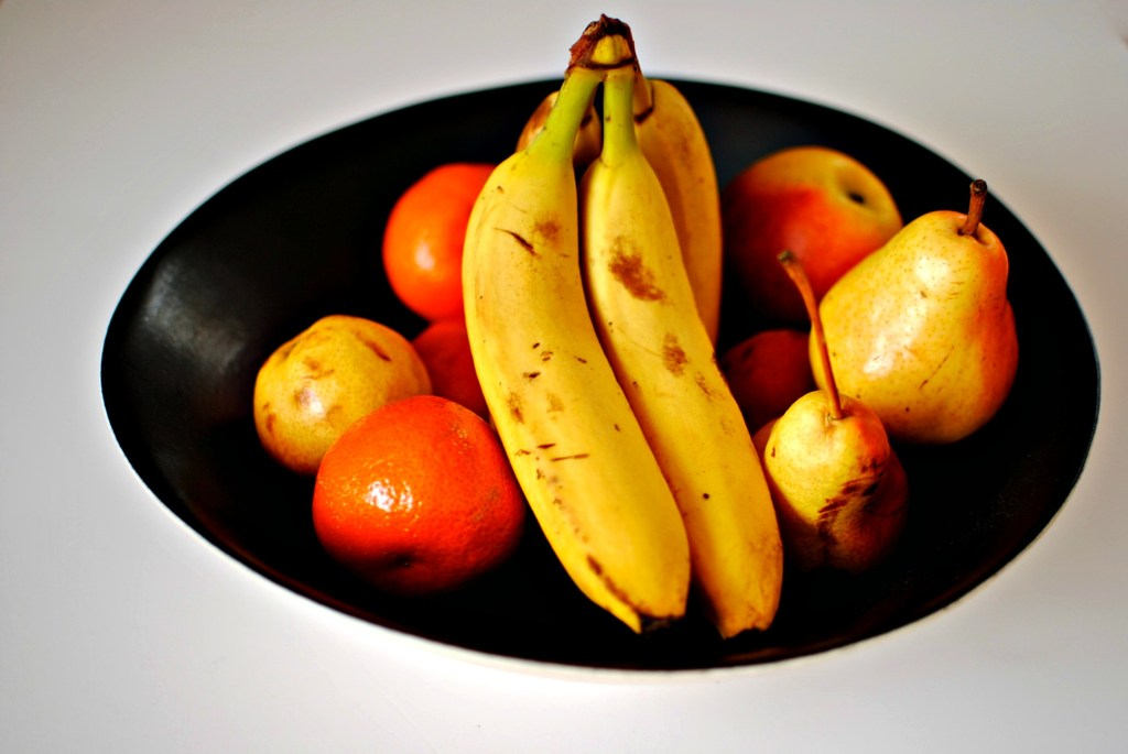 Dear Ripe Bananas, Get out of the fruit bowl and into the freezer!