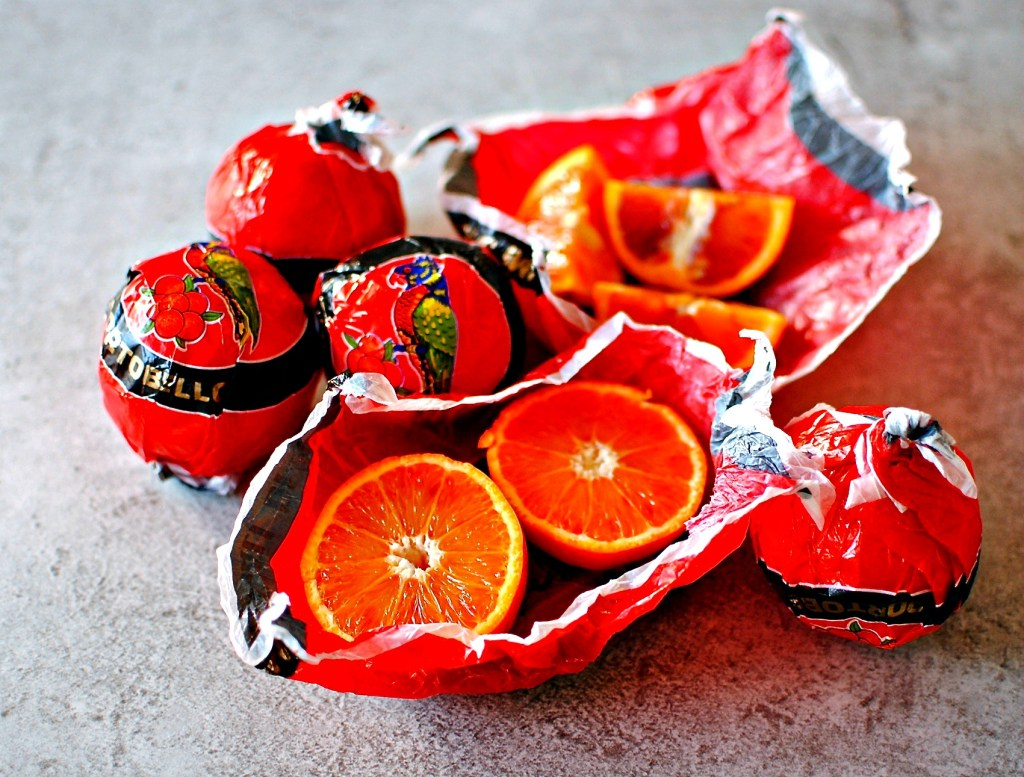 blood oranges // food to glow