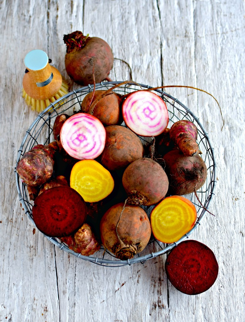 image-of-beets food to glow