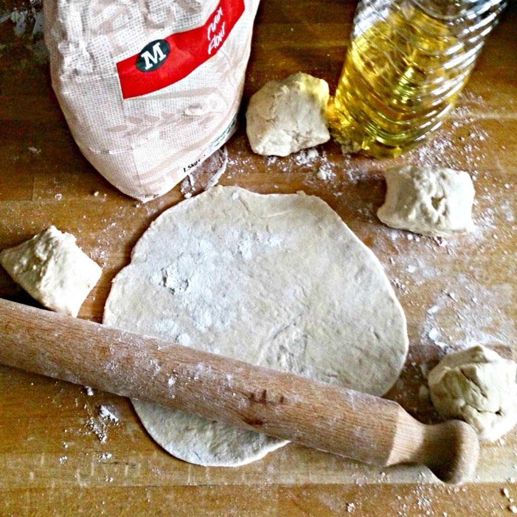 roti-flatbread // food to glow