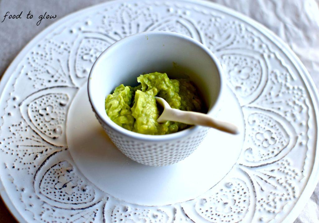 avocado mayo // food to glow