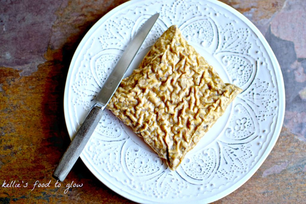 tempeh // food to glow