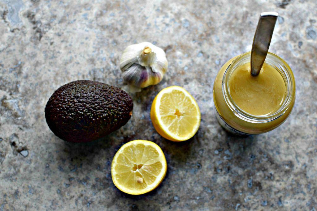 avocado-tahini sauce