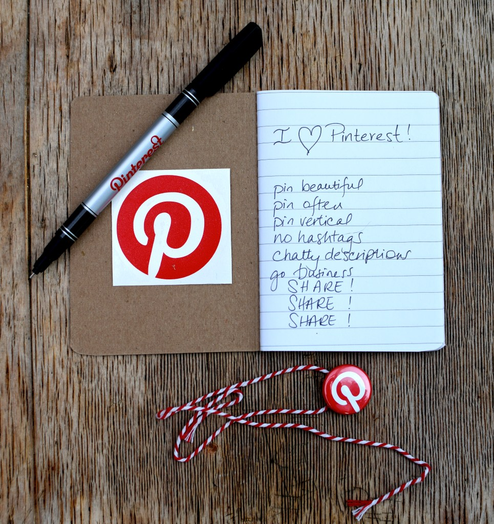 A jam-packed article on how to get more out of Pinterest