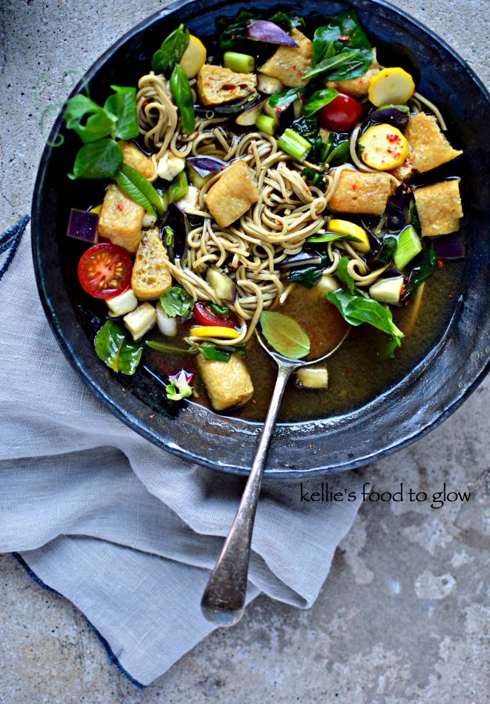 Easy Vegetarian Pho Recipe with Rich 30-Minute Broth - food