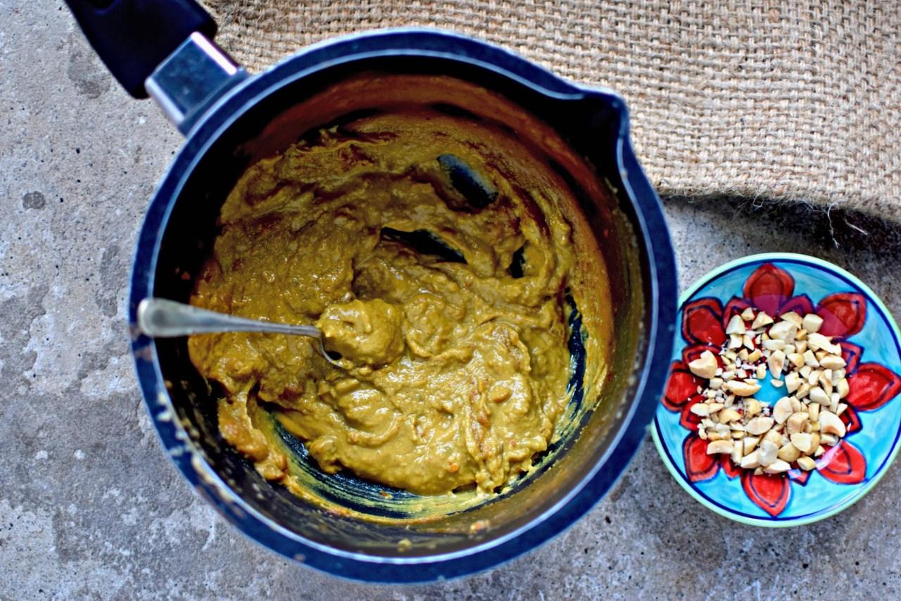 peanut and tamarind sauce for summer rolls