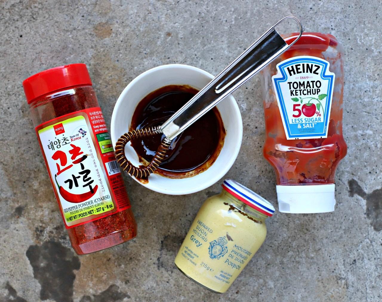 homemade tonkatus sauce is so easy to make!