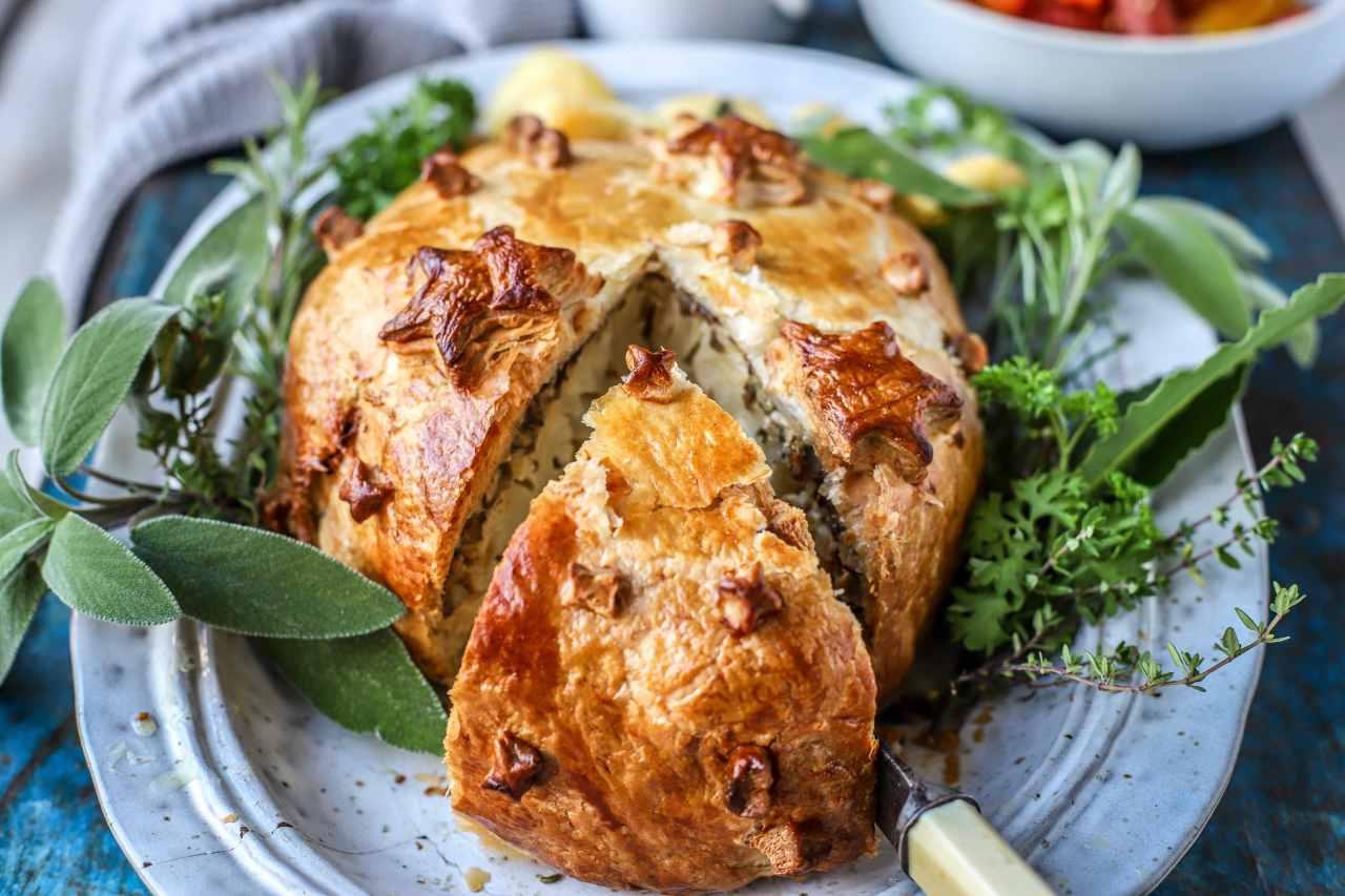 Cauliflower and Porcini Mushroom Wellington – my Christmas ...