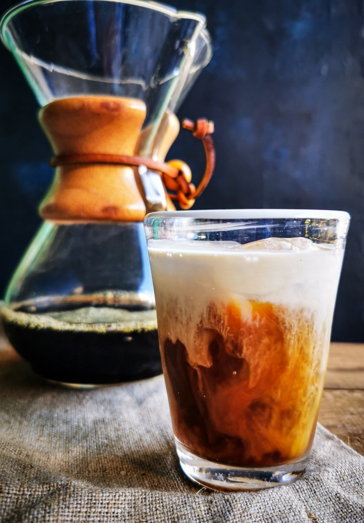 japanese-style iced coffee
