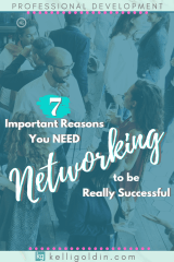 Networking pin image - 7 important reasons you need networking to be really successful