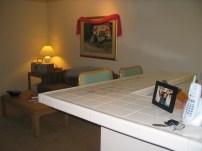 My apartment in Burbank