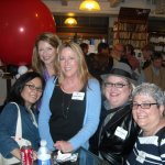 Mystery Bookstore Party 2010