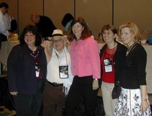ITW Debut Authors, class of '08