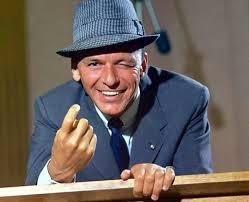 Sinatra winking