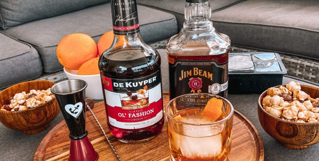 How to Throw the Perfect Father's Day at Home with DeKuyper