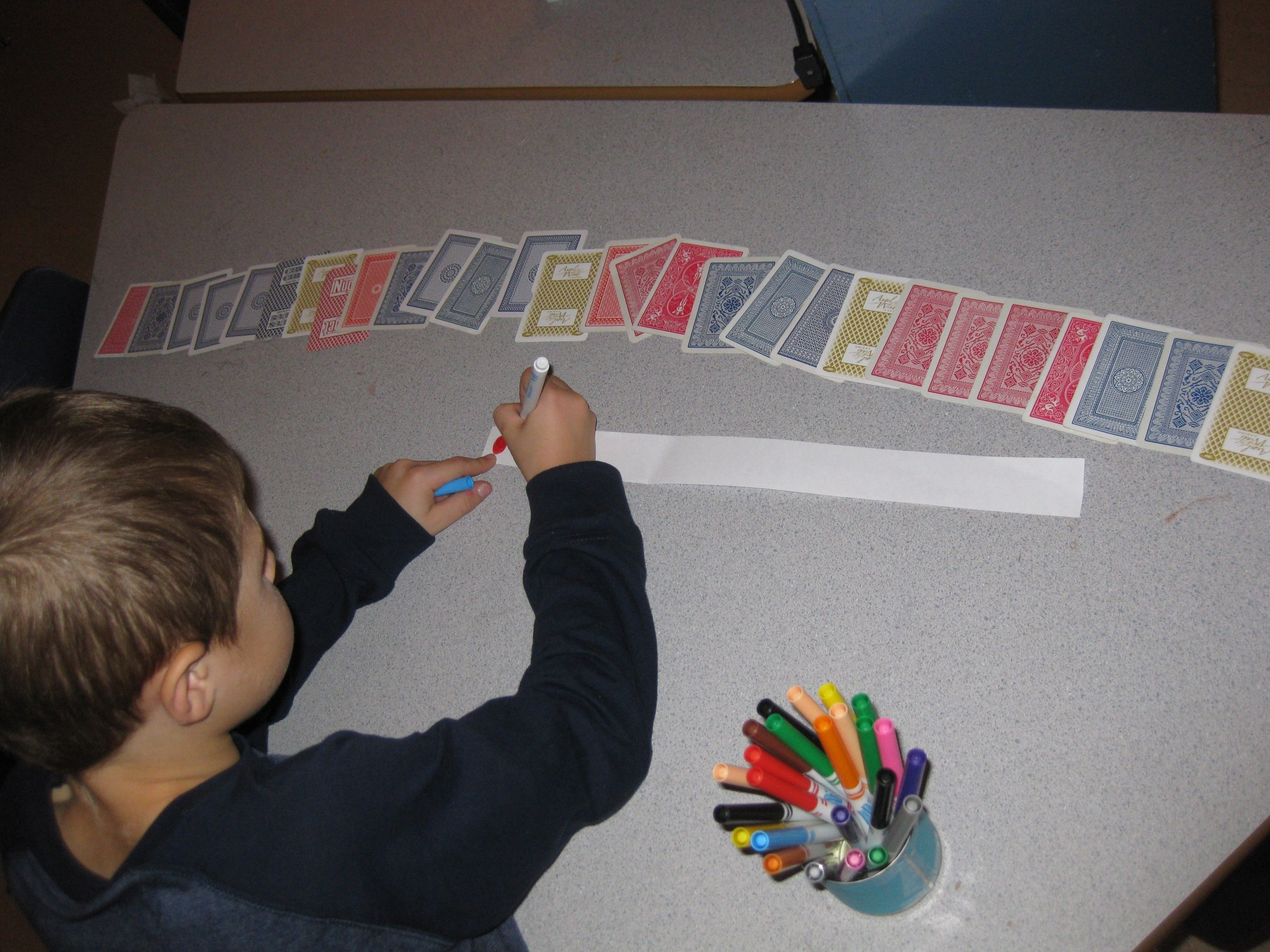 hight resolution of Why is my kid building patterns again? The Importance of Patterning. –  Teaching and Learning With Heart