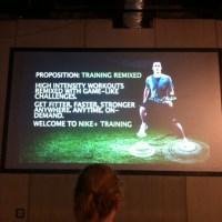 Nike Plus Lunar Hyperworkout +