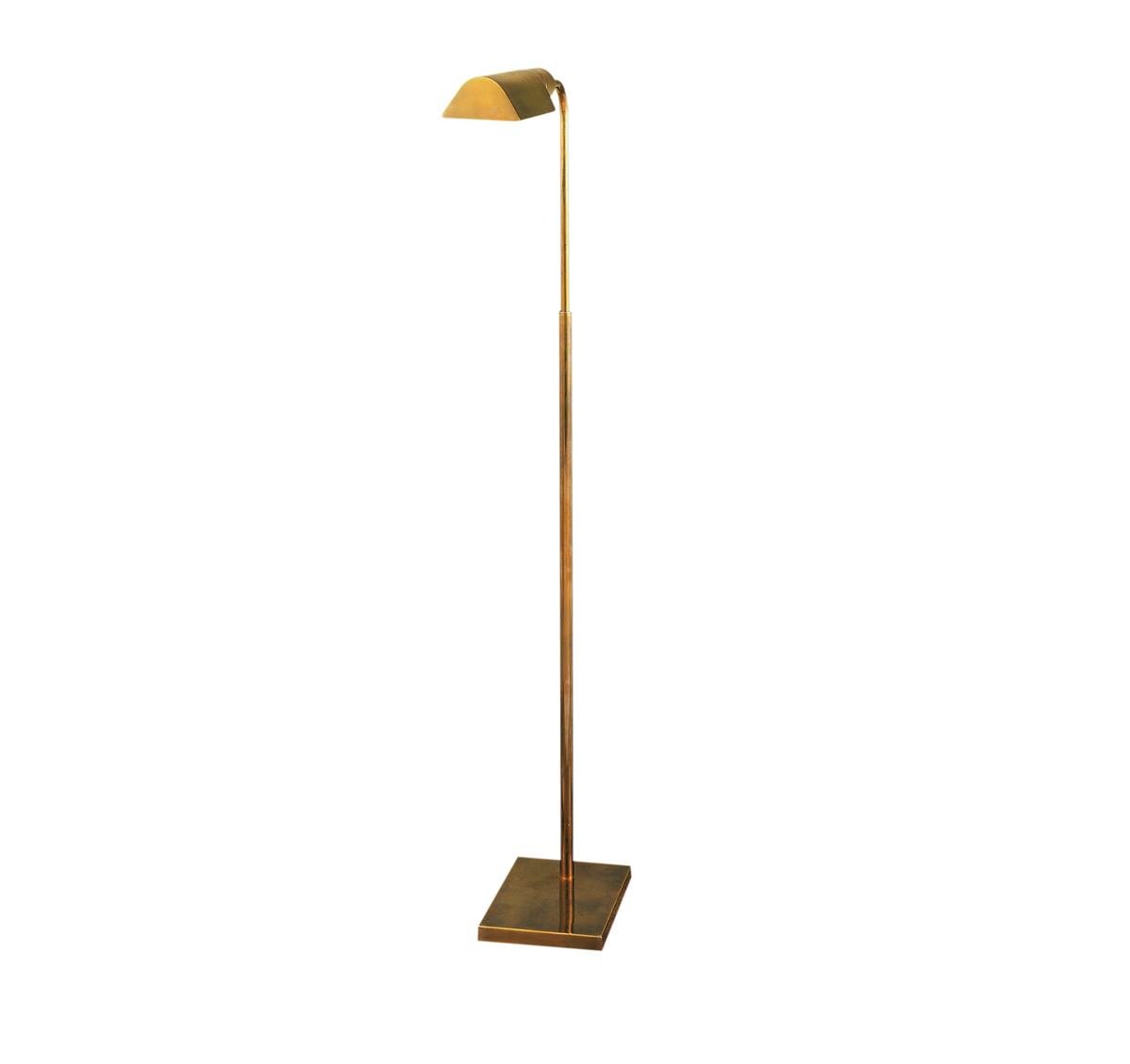 Brass Pharmacy Floor Lamp  The Kellogg Collection