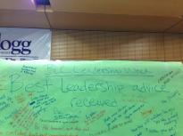 Best Leadership advice you have received? Come share your thoughts today! #LeadershipWeek2014 — @KelloggBLC