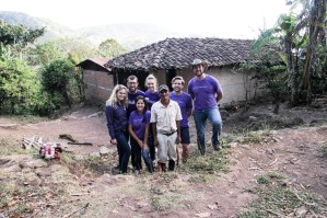 NUvention Nicaragua Team Shot