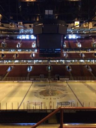 Inside United Center