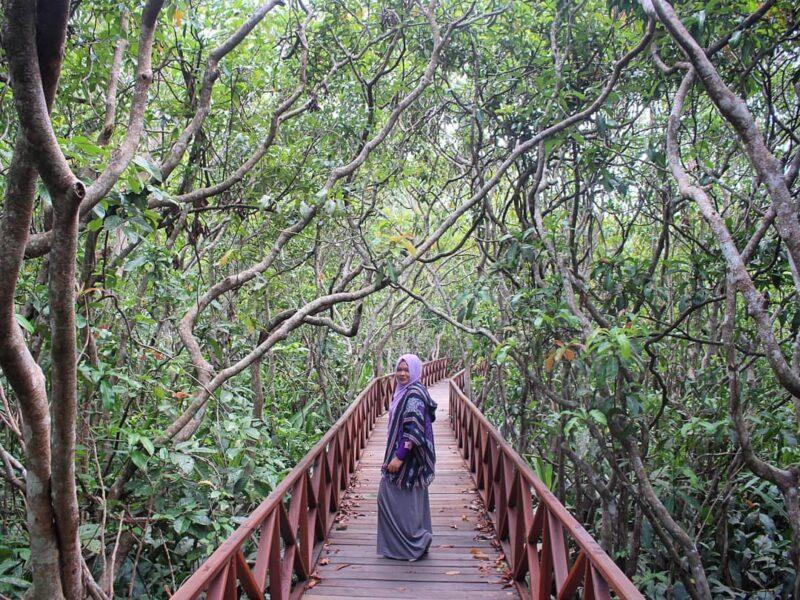 Taman Wisata Alam Pulau Bakut